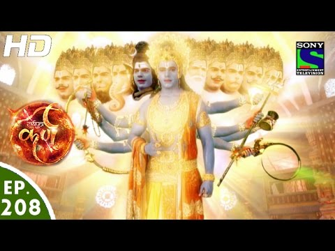 Suryaputra Karn - सूर्यपुत्र कर्ण - Episode 208 - 5th April, 2016