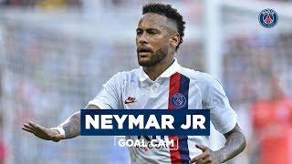 GOAL CAM | Every Angle | NEYMAR JR vs Strasbourg
