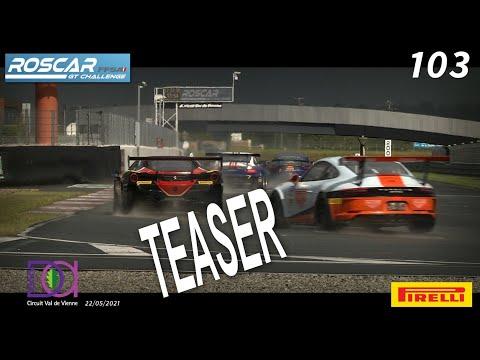 Teaser ROSCAR 103 -  Val De Vienne  - 22/05/2021