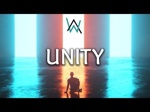 Alan Walker ‒ Unity (Lyrics)