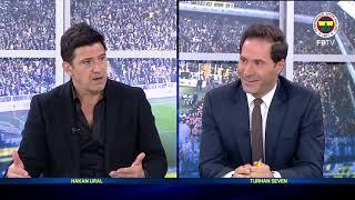Serbest Atış: Luiz Gustavo, Ozan Tufan, Vedat Muriqi, Fenerbahçe - Galatasaray