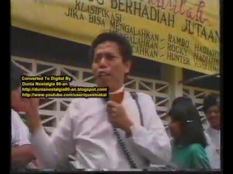 Acara TV Jadul: Komedi Petinju Palsu (Bintang Tamu DONO Warkop) TVRI