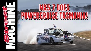 Carnage Episode 11 - MX5.7 Does Powercruise Tassie