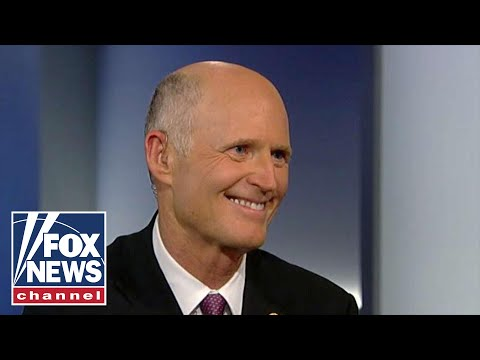 Scott: They all say they want to reopen government, have border security but why don't they do it?