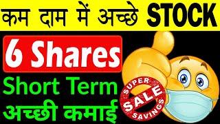 ₹100 Best Stocks to Invest in 2020 बाजार की गिरावट में मौका Multibagger Stocks Penny Stocks भूलजाओ