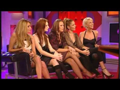 Girls Aloud : Interview (Friday Night With Jonathan Ross 2006)