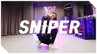 [ 취미댄스 / 워너비댄스 ] SHINHWA (신화) -  Sniper(표적)  | DANCE COVER |…