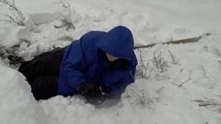 Snow Camping 1