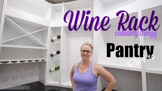 Wine Rack - Pantry (part 10)