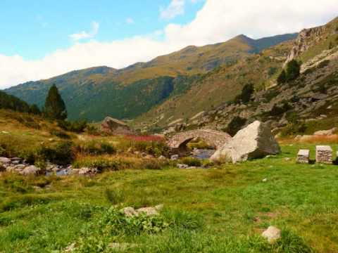 Medicine Walks with Ju2 - Andorra September 2014