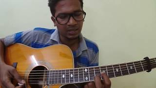 How to play Nenjukul Peididum Solo | part-4 | Interlude | Isaac Thayil | Varanam Ayiram | Harris