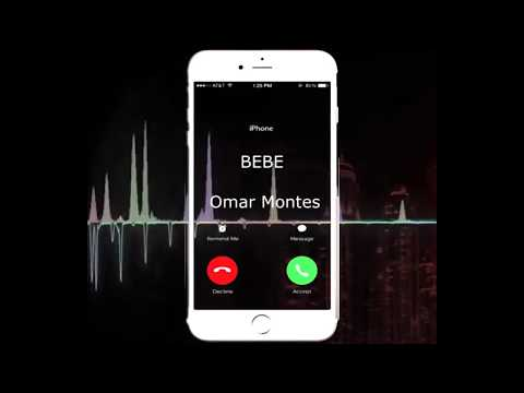 Descargar Tonos de llamada BEBE – Omar Montes mp3 gratis | Tonosdellamadagratis.net