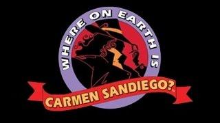 Where on Earth Is Carmen Sandiego? S3Ep3- Curses, Foiled Again