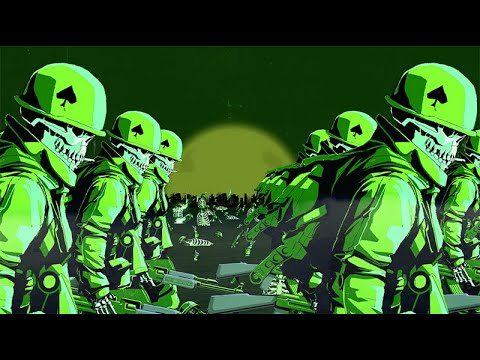 The Offspring - Army of One (Official Lyric Video)