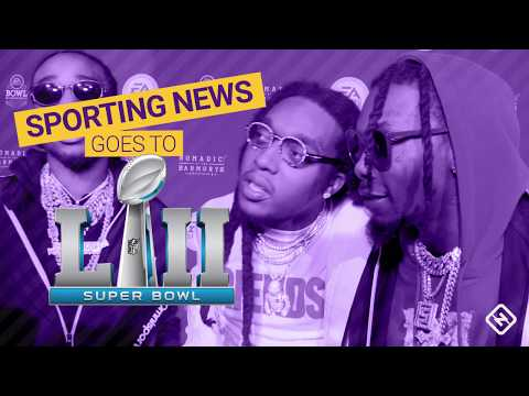 Sporting News Goes To Super Bowl 52 - EPISODE 4