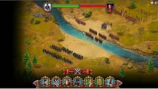Битва на реке Инчхе Компания Персидская война!
