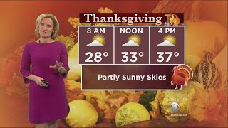 CBS 2 Weather Watch (5PM 11-20-18)
