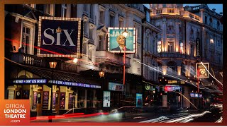 Theatres are #BackOnStage   Let's Do London