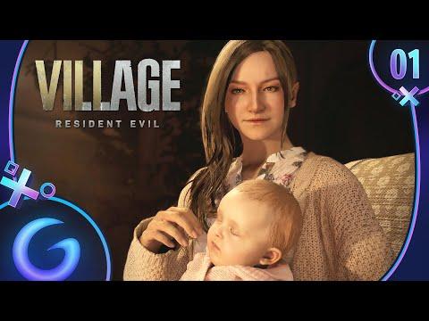 RESIDENT EVIL 8 VILLAGE FR #1