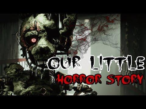 [SFM - FNaF] - Aviators - Our Little Horror Story l Techno_Cinema_Remix [When Demons Awake - part 1]