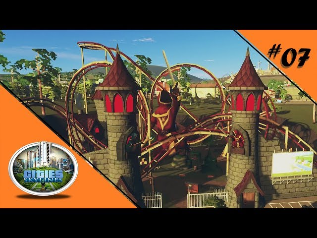 BEVERLYS HÜGELCHEN 🏡 Let's Play Cities: Skylines #07