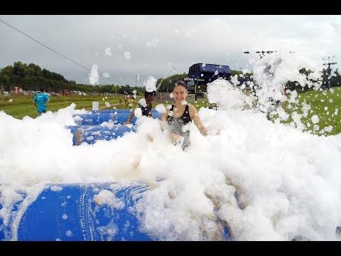 5K Foam Fest Toronto 2014 (GoPro)