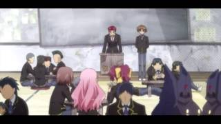 B&TA Baka and Test: Summon the 'Bridge Episode 1