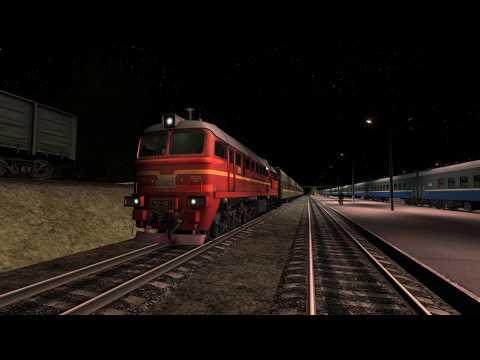 [Train Simulator 2018] Сценарий #7 [07/03/2018]