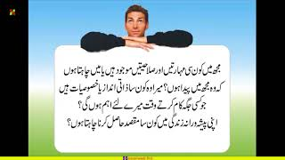 Apni shakhsiat ko pehchaney or Kamyab Ho  Urdu Library