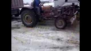 Akcja obornik - ferma drobiu :)