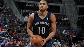 Eric Gordon's Game-Winner Lifts the Pelicans Over the Pistons