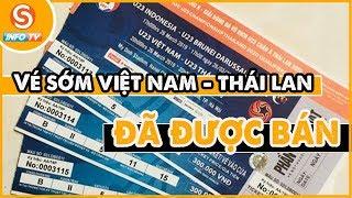 Tin thể thao 24h - VFF bất ngờ BÁN VÉ sớm trận Việt Nam   Thái Lan