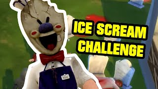 ICE SCREAM ROD CHALLENGE