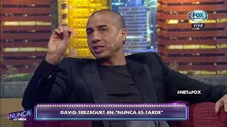 Trezeguet eligió los tres mejores 9 argentinos