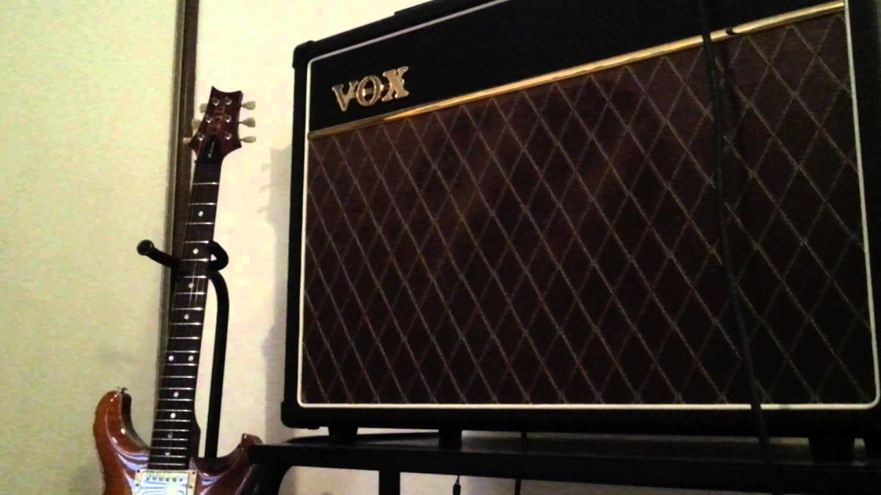 VOX AC15C1 with MXR Badass  78, AKAI Custom Distorion - YouTube 496f705c38