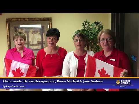 Happy Canada Day 2017 from Sydney Credit Union