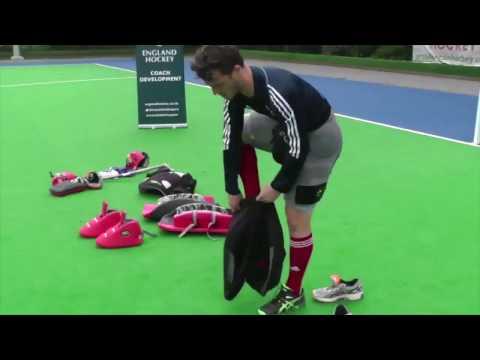 Goalkeeping - The Kitting Up Process