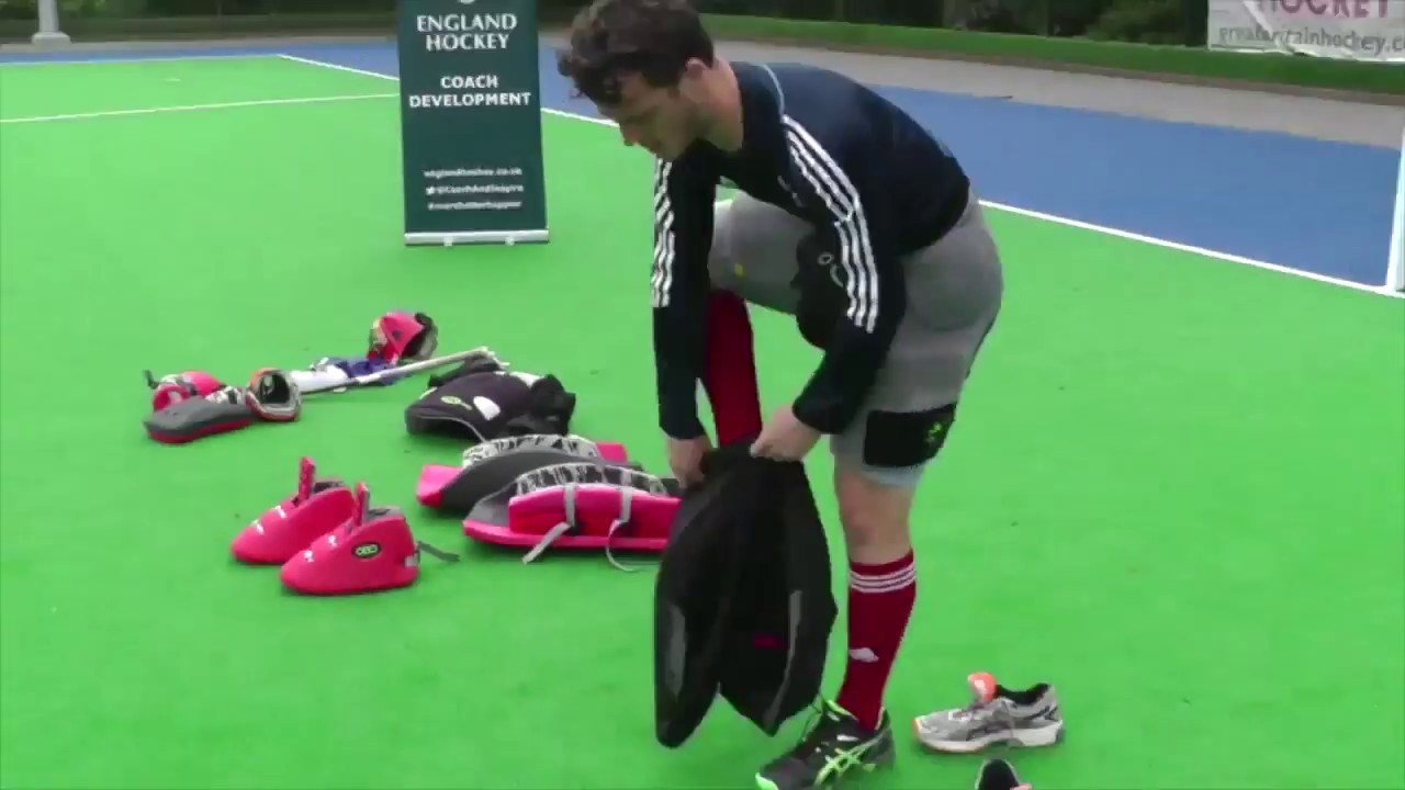 Goalkeeping The Kitting Up Process Youtube