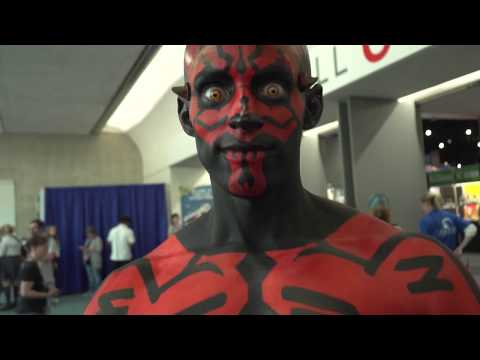 Is Star Wars Broken? Cosplayers Weigh In - Comic Con 2018