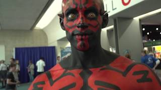Is Star Wars Broken? Cosplayers Weigh In - Comic Con 2018