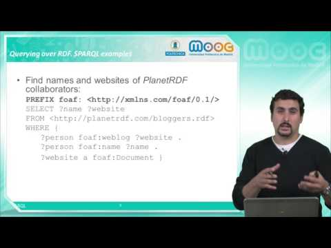 MOOC Semantic Web and Linked Data 3.1
