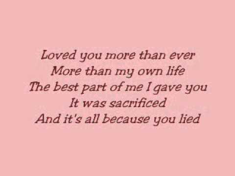 Resentment -beyonce w/ lyrics