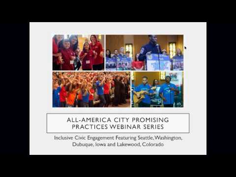 AAC Promising Practices: Inclusive Civic Engagement Practices