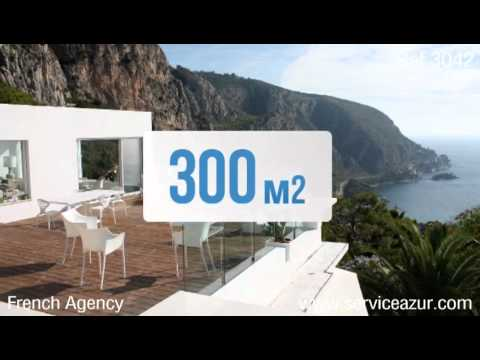 Luxury villa for rent in EZE Cote d'Azur