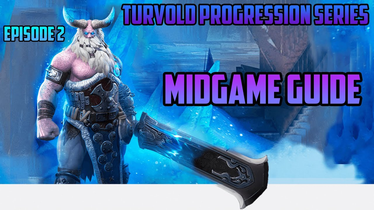 Progression Series Ep2. MidGame Guide I Raid Shadow Legends