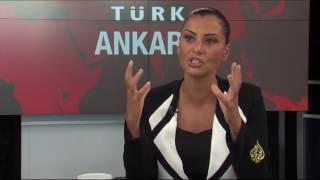 المرصد-اقتحام التلفزيون التركي والبيان الفاشل