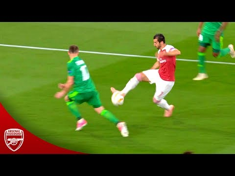 8 Impressive Things Mkhitaryan Has Already Done In 2018