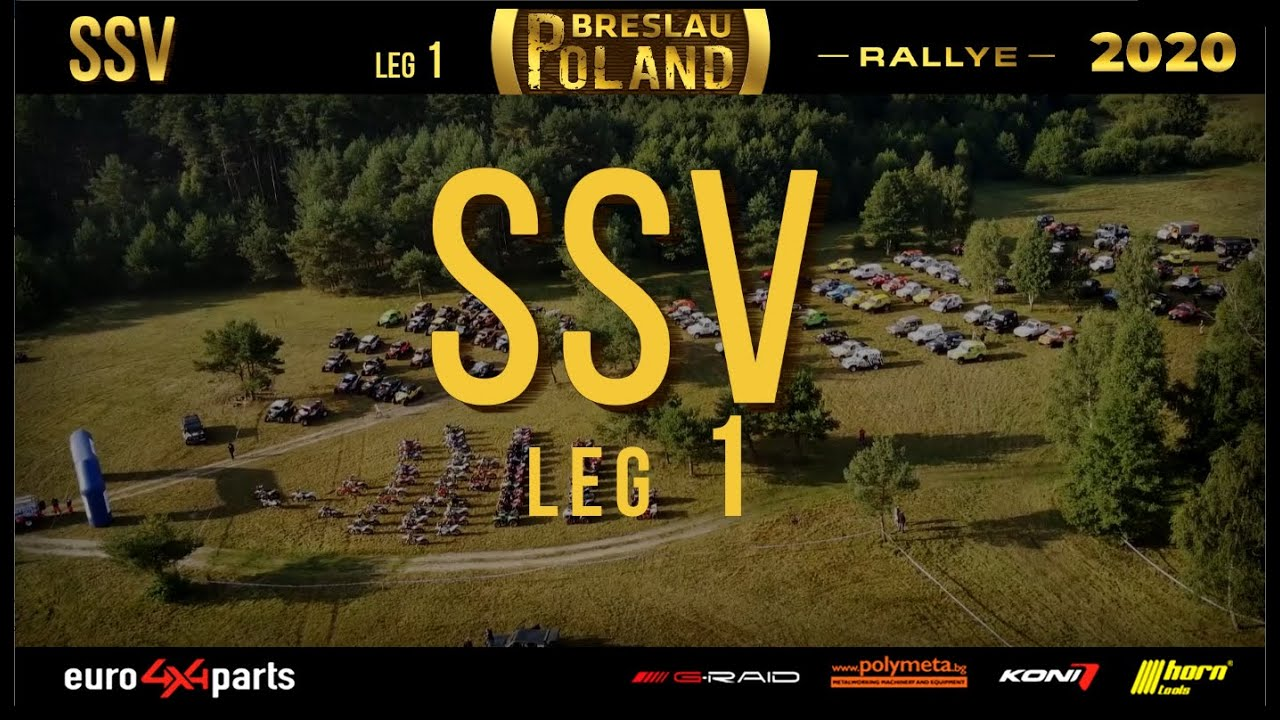 Download Breslau Poland 2020  - SSV - All Legs