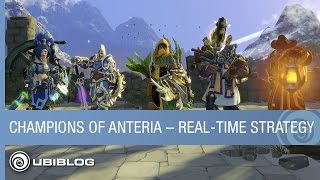 Champions of Anteria – Real-time Strategy with a Twist