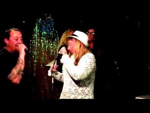 SUMMER NIGHTS - Grease - Karaoke  - Lori Gilmore & Joe Cartwright